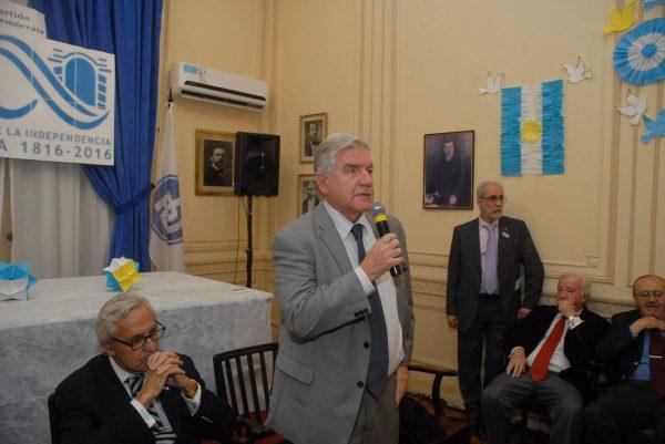 Homenaje Último a D. Rubén Aramburu