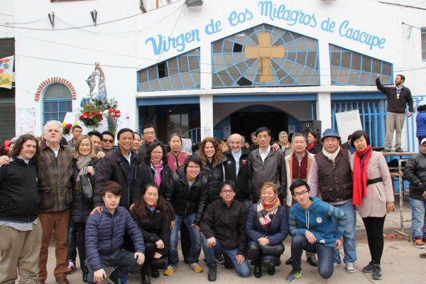 Donación de Juguetes en Villa 21 para los chicos del Padre Tonga