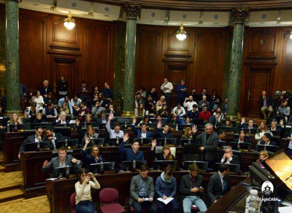 Diputados repudian escrache al Partido Demócrata