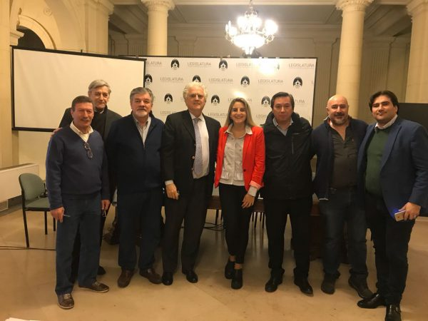 Santamarina presentó a la nueva DG de la Junta De Ética